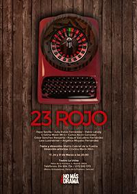 23 Rojo
