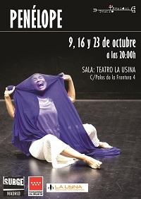 """Penélope"" Festival SURGE MADRID"