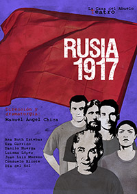 Rusia, 1917