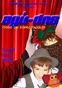 Agú 2 (Teatro para Bebes - 1 a 4 años)