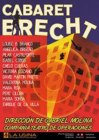 Cabaret Brecht