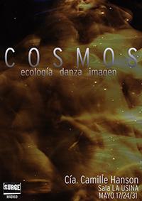 COSMOS, Ecología - Danza - Imagen. - Festival SURGE MADRID