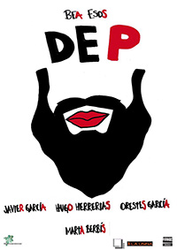 DEP (Dejadme en Paz)- Festival SURGE MADRID 2015