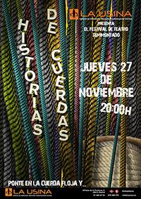 Historias de Cuerdas (Festival de Teatro Semi-montado)