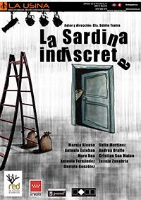 """La Sardina Indiscreta"""" (Versión Libre de """"Que ruina de Función"""" de Michael Frayn)."""