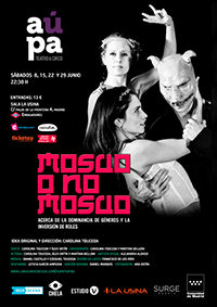 MOSUO o no MOSUO - Festival SURGE MADRID