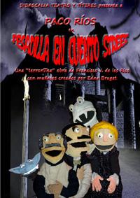 Pesadilla en Cuento Street (A partir de 4 años)