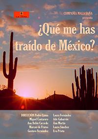 ¿Qué me has traído de México?