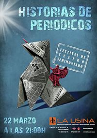 Festival de Teatro Semimontado - Historias de Periódicos