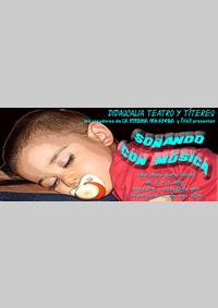 Soñando con Música (Teatro para Bebes de 1 a 3 años)